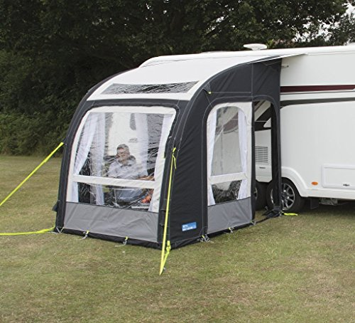 2016 Series 3 Kampa Rally Air Pro Caravan Porch Awning