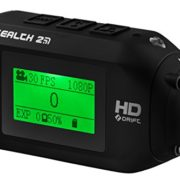 Drift-Innovation-Stealth-2-Weather-Resistant-Full-HD-1080p-Sports-Action-Camera-with-Wi-Fi-Mounts-and-Accessories-Black-0