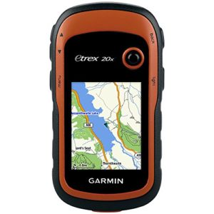 barrons caravans Barrons Caravans and Motorhomes Garmin eTrex 20x Outdoor Handheld GPS Unit with TopoActive Western Europe Maps 0